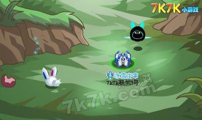 可爱的小兔子,奇妙的新生命.赛尔号10月15日攻略