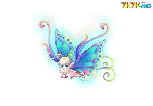 奥比岛幻翼彩蝶图鉴及获得方法
